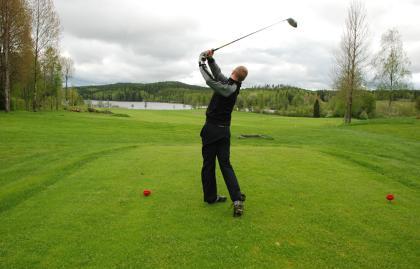golfutslag