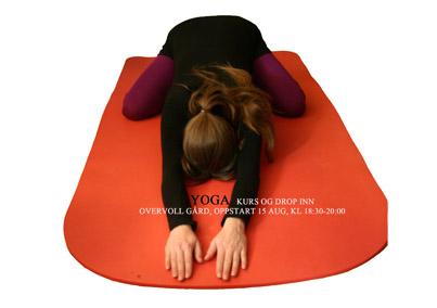Yoga høsten 2013