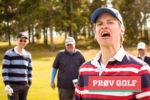 Åpen dag på golfbana